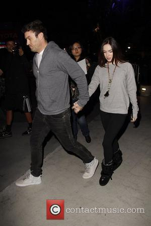 Megan Fox, Brian Austin Green, Staples Center