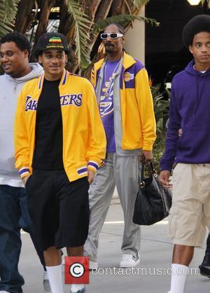 Snoop Dogg and Staples Center