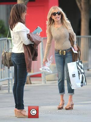Dyan Cannon and Staples Centre