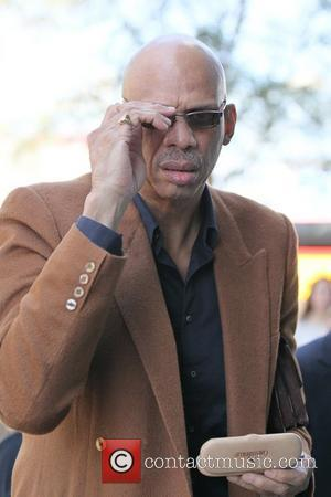 Kareem Abdul-jabbar and Staples Center