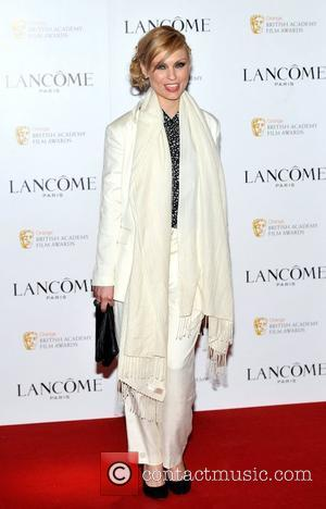 Myanna Buring Lancome pre-BAFTA cocktail party held at the Savoy - Arrivals. London, England - 10.02.12