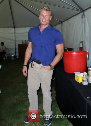 Dolph Lundgren Celebrity Golf Tournament to benefit Los Angeles Police Memorial Foundation Held at Rancho Park Golf Course Los Angeles,...