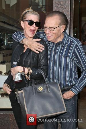 Larry King, Shawn King and Beverly Hills