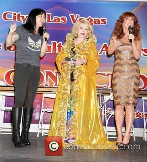 Margaret Cho, Joan Rivers and Kathy Griffin