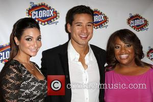 Mario Lopez and Sherri Shepherd