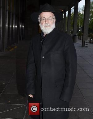 Terry Pratchett and Rte Studios