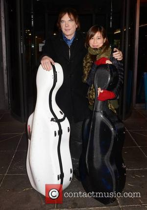 Julian Lloyd Webber and Jiaxin Cheng
