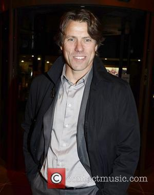 John Bishop outside the RTE Studios for 'The Late Late Show' Dublin, Ireland - 27.04.12