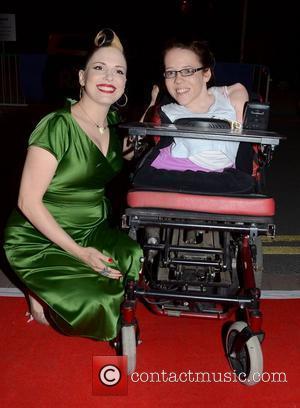 Imelda May, Joanne O'Riordan The 50th Anniversary of 'The Late Late Show' at RTE Studios Dublin, Ireland - 01.06.12