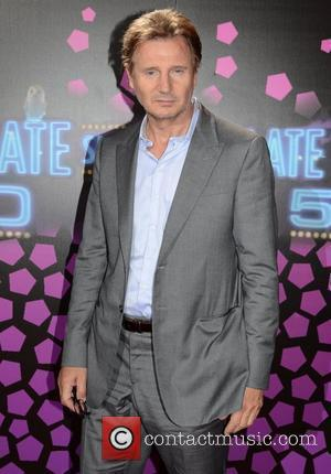 Liam Neeson Marks 60th Birthday With Low-key Party