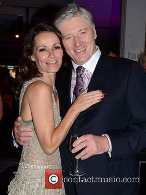 Sharon Corr, Pat Kenny The 50th Anniversary of 'The Late Late Show' at RTE Studios Dublin, Ireland - 01.06.12