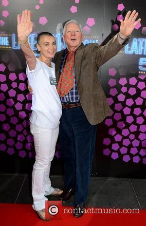 Sinead O'Connor, Gay Byrne The 50th Anniversary of 'The Late Late Show' at RTE Studios Dublin, Ireland - 01.06.12