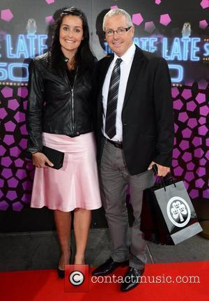 Stephen Roche and Guest The 50th Anniversary of 'The Late Late Show' at RTE Studios Dublin, Ireland - 01.06.12