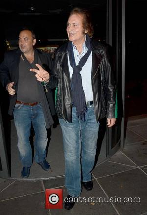 Engelbert Humperdinck Celebrities outside the RTE Studios for 'The Late Late Show' Dublin, Ireland - 11.05.12