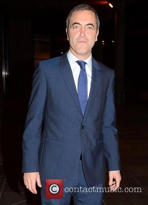 James Nesbitt Celebrities outside the RTE Studios for 'The Late Late Show' Dublin, Ireland - 19.10.12