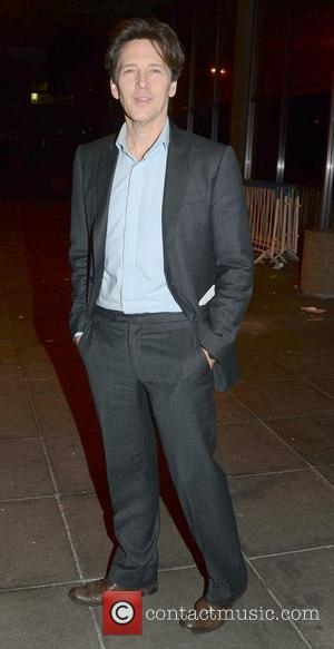 Andrew McCarthy on The Late Late Show  Dublin, Ireland - 12.10.12.