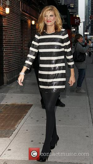 Kristen Johnston 'The Late Show with David Letterman' at the Ed Sullivan Theater - Arrivals  New York City, USA...