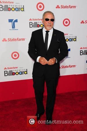 Emilio Estefan Billboard Latin Music Awards 2012 held at the BankUnited Center - Arrivals Miami, Florida - 26.04.12