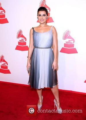 Nelly Furtado attends the XIII Annual Latin Grammy Person Of The Year, Tribute to Caetano Veloso at MGM Grand Garden...