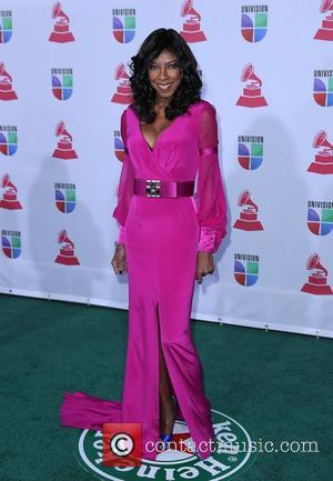 Natalie Cole 13th Annual Latin Grammy Awards held at the Mandalay Bay Resort and Casino- Arrivals Las Vegas, Nevada -...