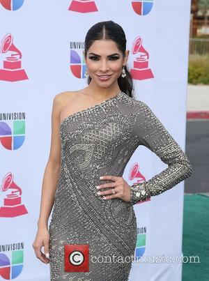 Alejandra Espinoza 13th Annual Latin Grammy Awards held at the Mandalay Bay Resort and Casino - Arrivals Las Vegas, Nevada...