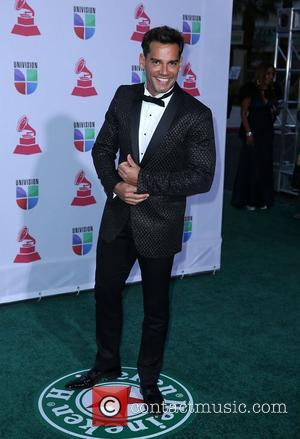 Cristian De La Fuente 13th Annual Latin Grammy Awards held at the Mandalay Bay Resort and Casino - Arrivals Las...