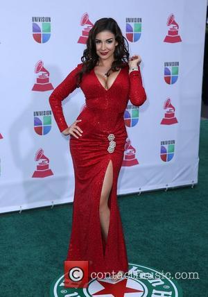 Mayra Veronica 13th Annual Latin Grammy Awards held at the Mandalay Bay Resort and Casino - Arrivals Las Vegas, Nevada...