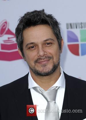 Alejandro Sanz 13th Annual Latin Grammy Awards held at the Mandalay Bay Resort and Casino - Arrivals  Las Vegas,...
