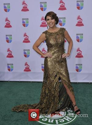Lucero 13th Annual Latin Grammy Awards held at the Mandalay Bay Resort and Casino - Arrivals  Las Vegas, Nevada...