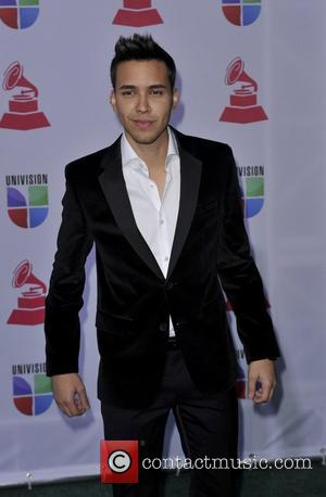 Prince Royce 13th Annual Latin Grammy Awards held at the Mandalay Bay Resort and Casino - Arrivals  Las Vegas,...