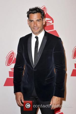 Cristian De La Fuente 2012 Latin Recording Academy Person of the Year gala, honoring musician Caetano Veloso of Brazil Las...