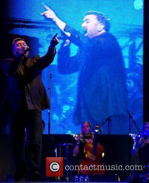 Guy Garvey of Elbow Latitude Festival 2012 - Day 2 Suffolk, England - 14.07.12