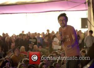 Mark Watson and Latitude Festival
