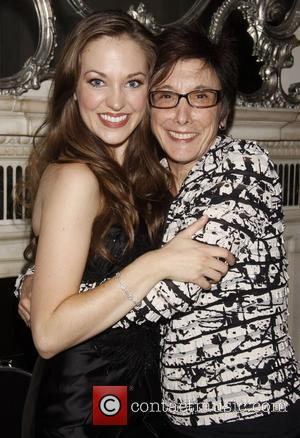 Laura Osnes and Robyn
