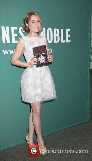 Lauren Conrad signs her new book, 'The Fame Game', at Barnes and Noble Union Square  New York City, USA...