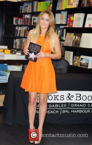 Lauren Conrad  greets fans and signs copies of her books 'Beauty and 'Starstruck' at Books and Books Florida, USA...