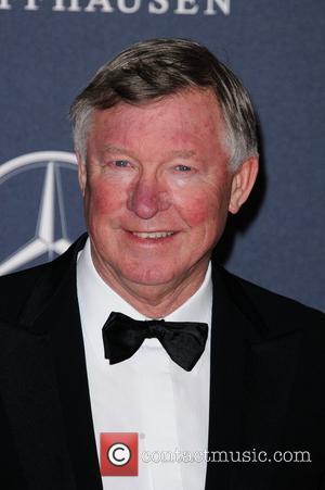 Sir Alex Ferguson Laureus Sport Awards held at the Queen Elizabeth II Centre - Arrival. London, England - 06.02.12