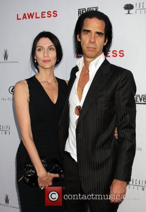 Nick Cave and Susie Bick  The premiere of 'Lawless' at ArcLight Cinemas Hollywood, California - 22.08.12