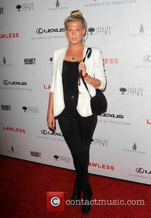 Alexandra Richards  The premiere of 'Lawless' at ArcLight Cinemas Hollywood, California - 22.08.12