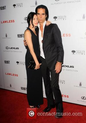 Susie Cave; Nick Cave  The premiere of 'Lawless' at ArcLight Cinemas Hollywood, California - 22.08.12