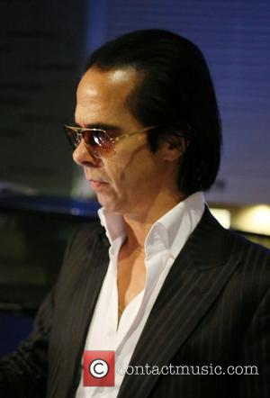 Nick Cave The premiere of 'Lawless' at ArcLight Cinemas - Outside Hollywood, California - 22.08.12