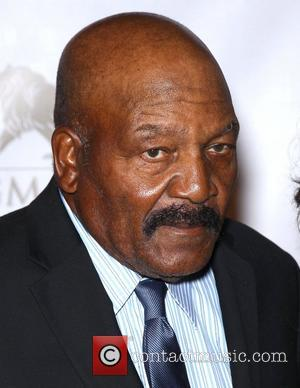 Jim Brown Tony La Russo's inaugural Leaders and Legends Gala benefitting his Animal Rescue Foundation at the MGM Grand Resort...