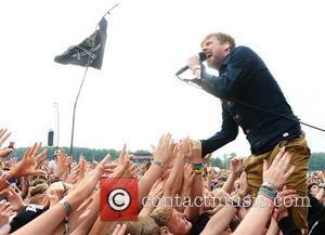 Kaiser Chiefs at Leeds Festival at Bramham Park, Leeds, England- 24.08.12