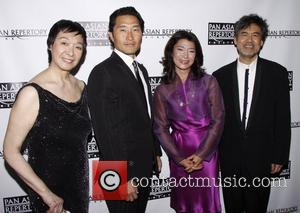 Daniel Dae Kim and David Henry Hwang