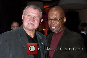 Mike Ditka and Gale Sayers