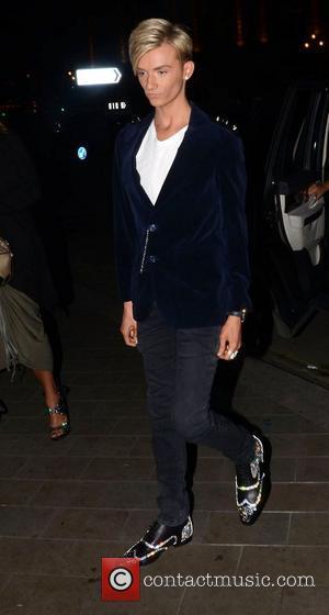 Harry Derbidge ,  launch of Harry Derbidge new unisex jewellery line for Lemonade at London's Jewel bar London, England...