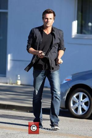 Len Wiseman  seen leaving Byron hair salon in Beverly Hills Los Angeles, California - 25.1012