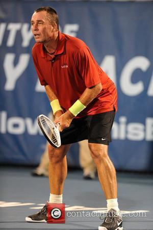 Ivan Lendl competes during the Delray Beach International Tennis Championships  Delray Beach, Florida - 28.02.12