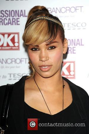 Javine Hylton,  at the Leo Bancroft hair salon range launch party at the Ivy Club - Inside Arrivals London,...