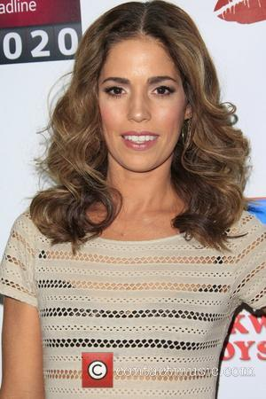 Ana Ortiz Les Girls 12th Annual Cabaret at Avalon Hollywood Los Angeles, California - 15.10.12